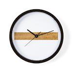 Infringement-2 Wall Clock