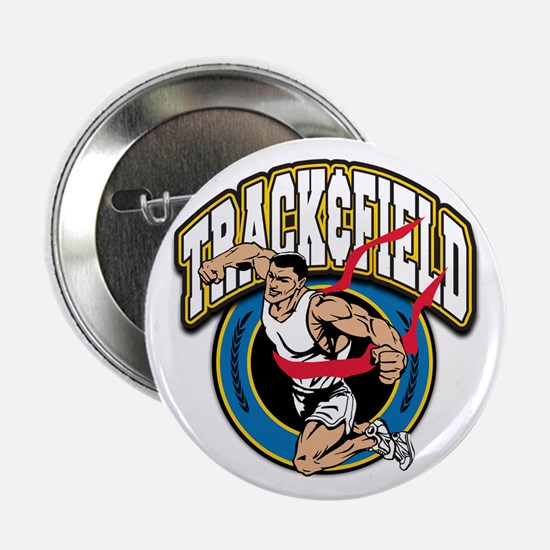 "Track and Field Logo 2.25"" Button (10 pack)"