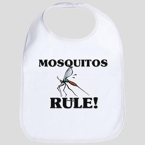 Mosquitos Rule! Bib