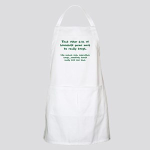 Tough Germs BBQ Apron