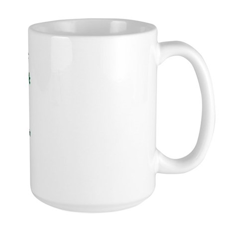 Tough Germs Large Mug