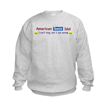 American Tennis Idol Kids Sweatshirt