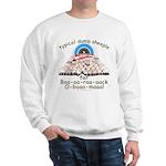 Baa-rack Obama Sheeple Sweatshirt