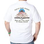Baa-rack Obama Sheeple Golf Shirt