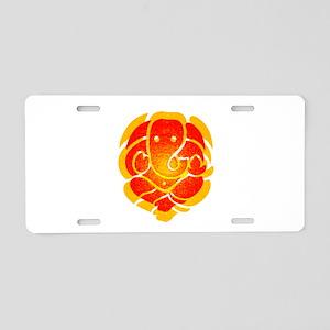 HARMONY SHINES Aluminum License Plate