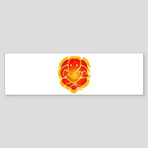 HARMONY SHINES Bumper Sticker