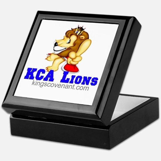 KCALions Keepsake Box