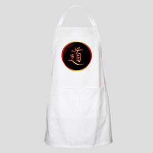 OM, the Meaning Version 3 BBQ Apron