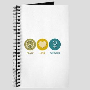 Peace Love Feminism Journal