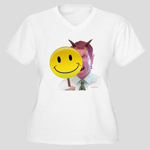 0c1bc09a7f Anti Walmart Women s Plus Size T-Shirts - CafePress