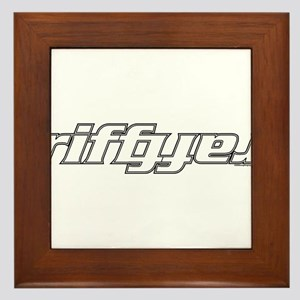 RiffRaff Framed Tile