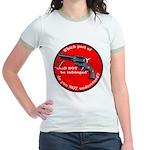 INfringement-4b Jr. Ringer T-Shirt
