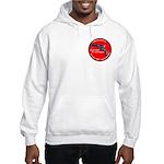 Infringement-4b Hooded Sweatshirt