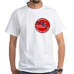 Infringement-4b White T-Shirt