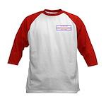 Infringement-4b Kids Baseball Jersey