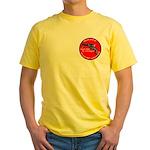 Infringement-2b Yellow T-Shirt