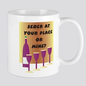 Seder Cups Mug