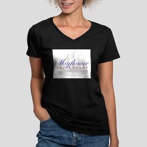 Mayflower Descendant - T-Shirt