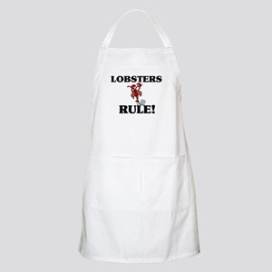 Lobsters Rule! BBQ Apron