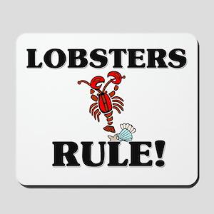 Lobsters Rule! Mousepad