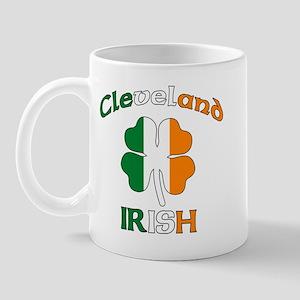 Cleveland Irish Mug