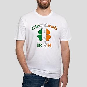 Cleveland Irish Fitted T-Shirt