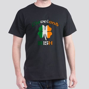 Cleveland Irish Dark T-Shirt