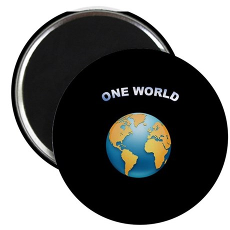 ONE WORLD Magnets