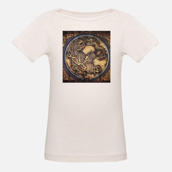 cool,oriental,chinese,japanese,dragon,pain T-Shirt