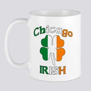 Chicago Irish Mug