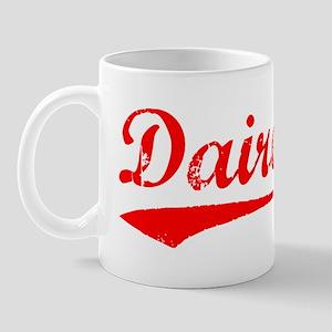 Vintage Dairen (Red) Mug