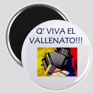 VALLENATO Magnets