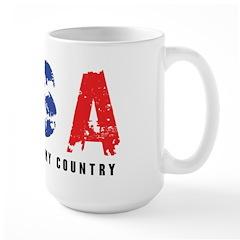USA Large Mug