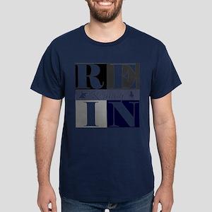 REIN reining blocks Dark T-Shirt