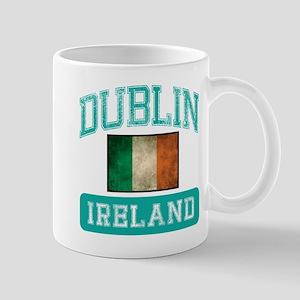Dublin Ireland Mugs