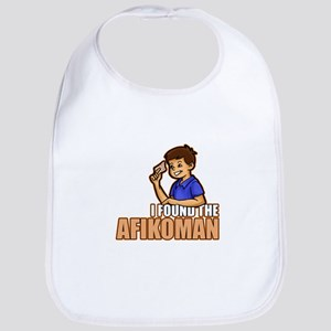 I Found the Afikoman - Funny Jewish Holid Baby Bib