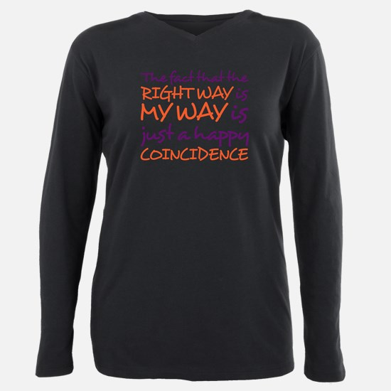 right way T-Shirt