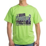 Esophageal cancer mom Green T-Shirt