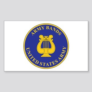 ARMY-BANDS Rectangle Sticker