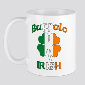 Buffalo Irish Mug