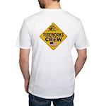 Stunt Dan Fitted T-Shirt