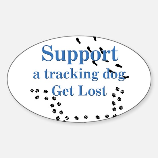 Tracking Rectangle Decal