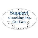 Tracking dog 10 Pack