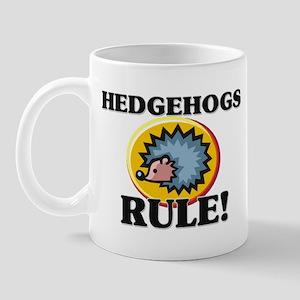 Hedgehogs Rule! Mug