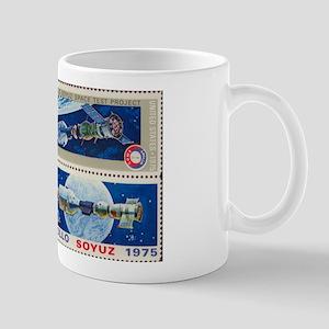 1975 Apollo Soyuz Link Mug