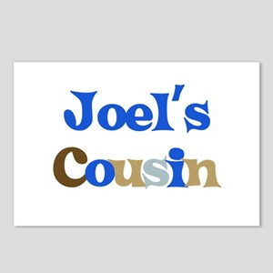 Joel's Cousin Postcards (Package of 8)