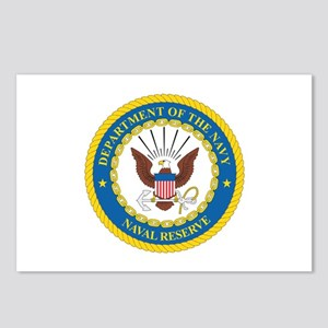 NAVY-RESERVE Postcards (Package of 8)