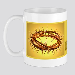 Prince of Peace Crown Mug