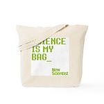 Science Is My Bag New Scientist Tote Bag