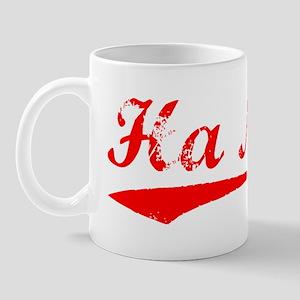 Vintage Ha Noi (Red) Mug
